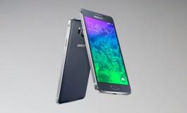Samsung Galaxy Alpha - SM-G850F